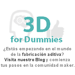 3D For Dummies | Blog sobre Impresión 3D