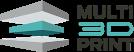 Multi 3D Print logo